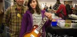Madison Guitar Show 2015